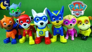 getlinkyoutube.com-Paw Patrol Apollo Super Pup Heroes Toys, All Star Pups Vehicles and Jungle Rescue Pups Vehicle Toys