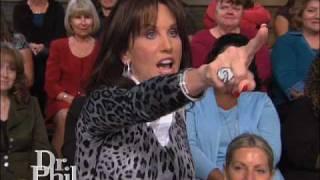"getlinkyoutube.com-Robin McGraw Sets a ""Bad Boy"" Straight -- Dr. Phil"
