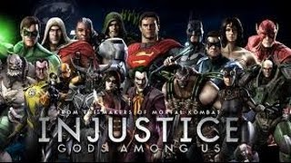 getlinkyoutube.com-Injustice: Gods Among Us - Ultimate Edition All Costumes / Skins *All Super Moves* (HD)