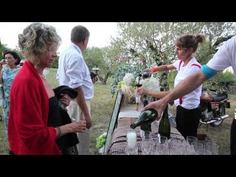Deliris: una boda de picnic