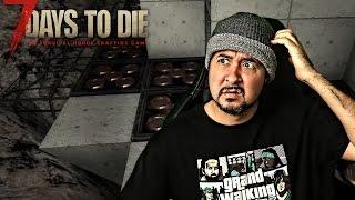 "7 DAYS TO DIE - STARVATION #51 ""PROBLEMAS TÉCNICOS"" | GAMEPLAY ESPAÑOL"