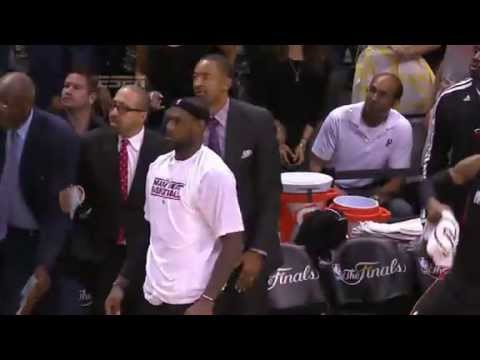 NBA Finals 2013 Game 4 Highlights - Miami Heat Vs San Antonio Spurs - 13 June 2013 NBA CIRCLE