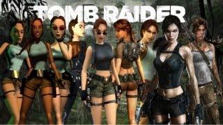 getlinkyoutube.com-История серии Tomb Raider + Обзор игры Tomb Raider (2013)