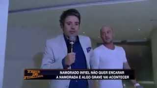 getlinkyoutube.com-Teste de Fidelidade: 'Este teste é combinado', dispara João Kléber durante briga de casal