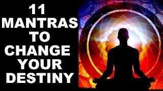 getlinkyoutube.com-11 MOST POWERFUL MANTRAS TO CHANGE YOUR DESTINY : VERY POWERFUL !