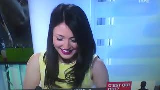 """getlinkyoutube.com-Sonia Carneiro parle de """"la coupe de chibre"""" le meilleur moment de """"L'équipe type""""."""
