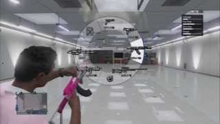 getlinkyoutube.com-GTA 5 Online: How To Shoot People Inside Of Your Garage! (Glitch)