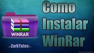 getlinkyoutube.com-Como Descargar e Instalar WinRar Ultima Versión 2016 [x64 y x32 Bits] [Windows 7, 8, 8.1 y 10]