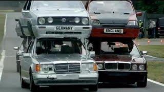 getlinkyoutube.com-Top Gear vs The Germans Part 1 - Double Decker Racing - Series 11 - BBC