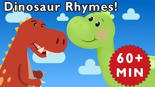 getlinkyoutube.com-Dinosaur Rhymes | Nursery Rhymes from Mother Goose Club!