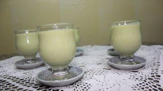 getlinkyoutube.com-عصير القرع الاخضر شبيه عصير الافوكة  Green pumpkin juice