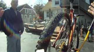 "getlinkyoutube.com-Bike Repair - How To De-Gunk A Stuck Freehub  ""Make It GO"" BikemanforU Show Episode 2"