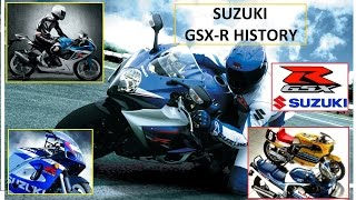 getlinkyoutube.com-History of the Suzuki GSXR 1000 Engine - Secrets behind the POWER [Pt1] 1985 - 2016