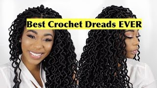 getlinkyoutube.com-Crochet Dreads|ChimereNicole