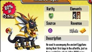 getlinkyoutube.com-Dragon City - Anubis Dragon + Fighting Boss [Exclusive Dragon 2017]