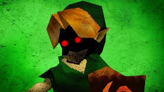 getlinkyoutube.com-HACKED ZELDA NIGHTMARES.