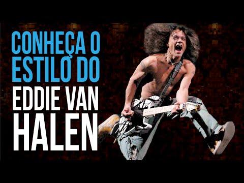 COMO TOCAR NO ESTILO EDDIE VAN HALEN
