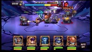 getlinkyoutube.com-[Dot Arena] Evil Seal Fire Gladiator 1.69M (Guide set up to 1.8M++)