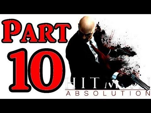 Hitman Absolution Walkthrough Part 10 Stealth Gameplay Mission 9 Shaving Lenny