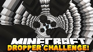 getlinkyoutube.com-Minecraft THE DROPPER CHALLENGE! #2 (Custom Dropper Map) | w/ PrestonPlayz & MrCrainer