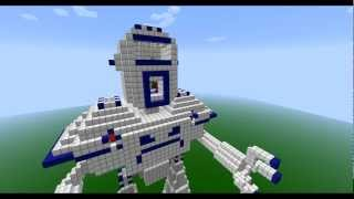 getlinkyoutube.com-Minecraft: Robot Wars
