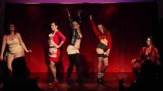 getlinkyoutube.com-Skill Focus: Burlesque - Doctor Who Companions