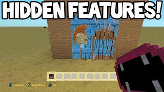getlinkyoutube.com-Minecraft (Xbox360/PS3) - TU30 Update! - HIDDEN FEATURES!