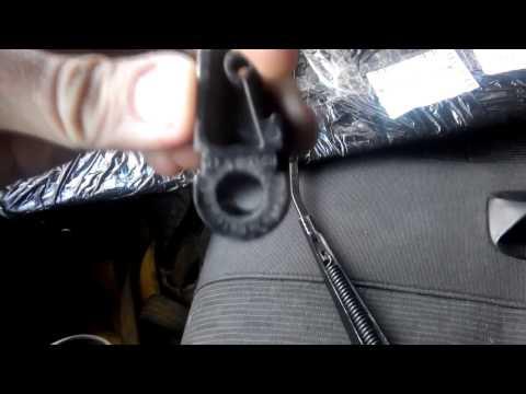 GRG#05 Sprinter cdi / Замена дворника, или учусь на ошибках