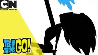 Teen Titans Go! | Robin Loses His Voice | Cartoon Network