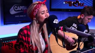 getlinkyoutube.com-Pia Mia - Fill Me In (Acoustic for ThisIsMax)