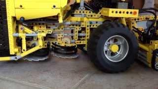 getlinkyoutube.com-Ropa euro-Tiger V8-4 XL Lego® Technic® Extended Version
