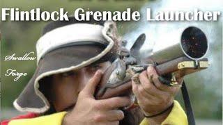 getlinkyoutube.com-How to build a Flintlock Musket Grenade Launcher. (hand mortar)
