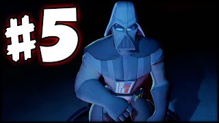 getlinkyoutube.com-DISNEY INFINITY 3.0 STAR WARS - Rise Against The Empire Playset - Part 5