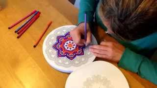 getlinkyoutube.com-Mandala Coloring