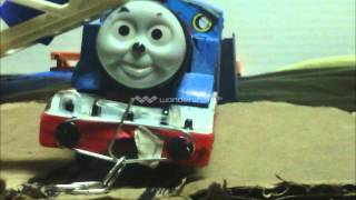 getlinkyoutube.com-Thomas & Friends: The Adventure Begins Clip: Thomas gets his new livery
