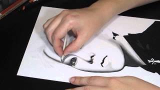 getlinkyoutube.com-[Fan Art Process] Exo XiuMin