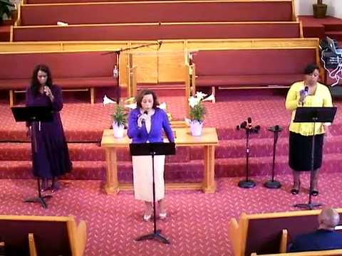 Sharon Church Resurrection Service 4 19 14 Praise & Worship