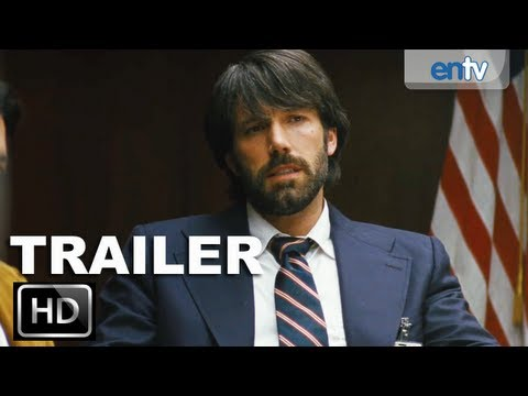 Argo Official Trailer [HD]: Ben Affleck, Bryan Cranston and John Goodman: ENTV
