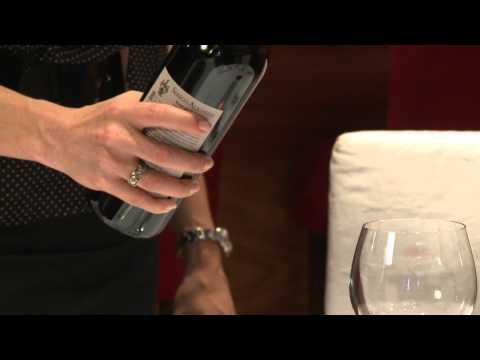 Wine Service 101