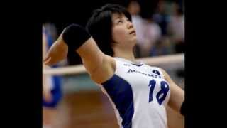 getlinkyoutube.com-Eカップ巨乳の吉村志穂!!わがままムチムチボディの女子バレー選手 セクシー画像