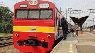 getlinkyoutube.com-【ジャカルタの鉄道】 103系 JR武蔵野線