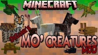 getlinkyoutube.com-Minecraft Mo' Creatures MOD: Guía definitiva - Todo lo que hay que saber