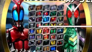 getlinkyoutube.com-Kamen Rider Climax Heroes OOO + gameplay + download PSP