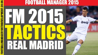 getlinkyoutube.com-BEST Football Manager 2015 TACTICS REAL MADRID