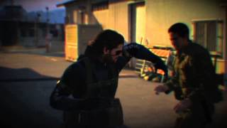 Metal Gear Solid V: Ground Zeroes CQC/Action compilation