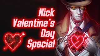 getlinkyoutube.com-Fallout 4 - Nick Valentine's Day Special