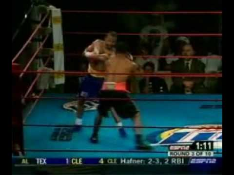 Emanuel Augustus Highlights (Dancing Boxer)