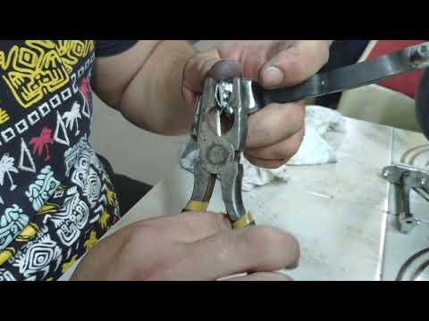 Ремонт ограничителя двери Suzuki SX4 ч.2