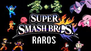 """getlinkyoutube.com-VIDEOJUEGOS RAROS: Los """"otros"""" Super Smash Bros (Loquendo)"""