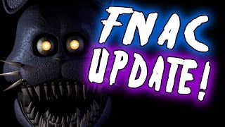 """""""FIVE NIGHTS AT CANDY'S"""" - FNAC New UPDATE - """"Extras"""" MODE ADDED"""